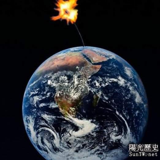 美國在玩火 對撞機可造黑洞毀滅地球
