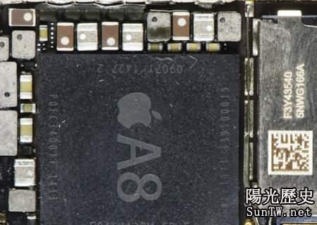 iPhone 6/Plus內部揭秘:增加NFC芯片