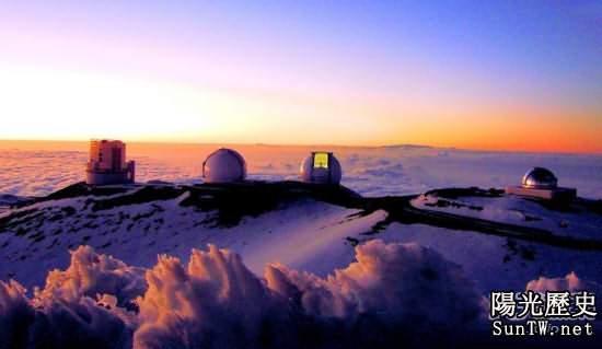 十大觀星聖地 代給你身臨太空的享受