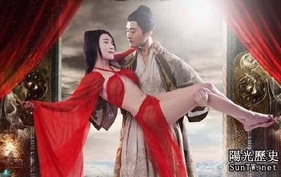 驚人!古代中國女人身體上有三大硬傷