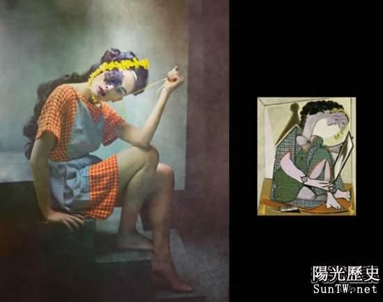 大師畢加索竟是風流成性因縱慾而死?