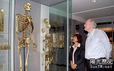 揭秘1500年前存在的愛爾蘭巨人族之謎