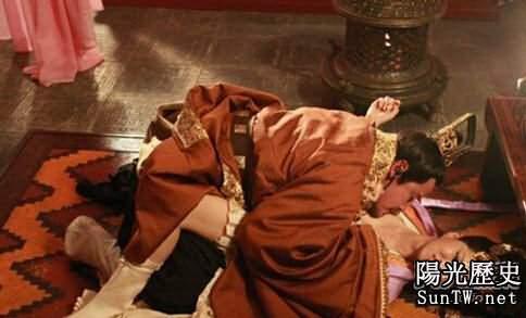 中國古代最好色皇帝:一夜臨幸30宮妃
