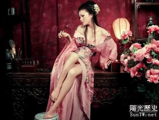 不是乳房 中國古人眼中女人性感中心