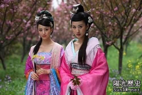 漢朝歷史上最令人神魂顛倒的無敵美女
