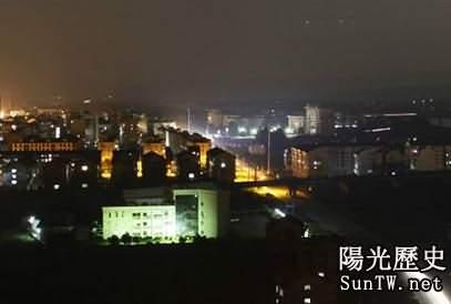 湖南省出現多個不明飛行物 疑似UFO
