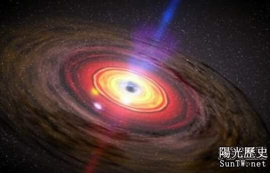 物理巨人為你解釋黑洞的最真實面目