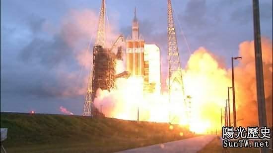新式太空船發射成功 未來載人上火星