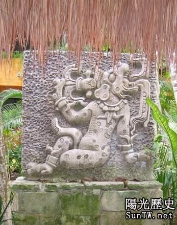 驚:古老而神秘的瑪雅「第一聖井」