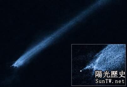 天文學家新發現:小行星也長「長尾巴」