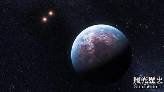 地球並不孤單 太陽系以外有宜居行星