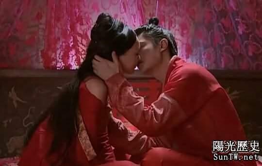 房事文物揭秘古代中國人會接吻嗎?