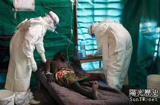 專家:埃博拉疫情恐怕將再持續一年