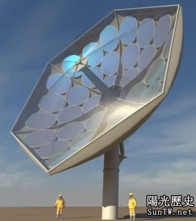 科學家研製出最新太陽能集中器