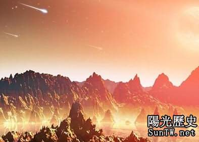 35億年前隕石為帶來地球發生了什麼?