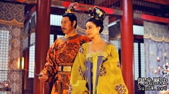 夢迴大唐:史上李世民真愛並非武媚娘