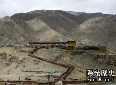 藏王墓探尋吐蕃王朝密碼