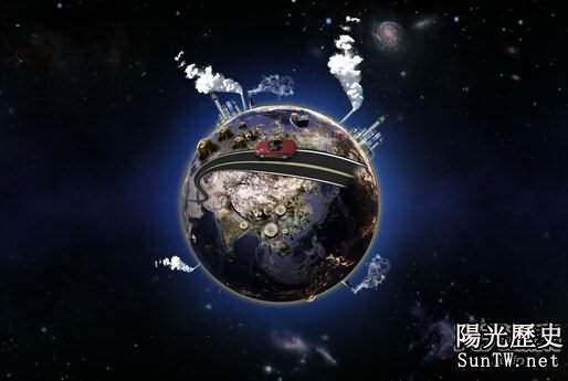 地球存九大極限 人類已越過其中四個