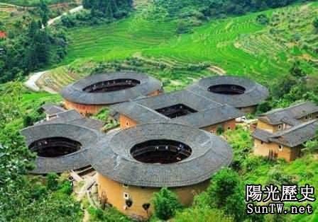 中國十大驚人居民建築完爆世界奇跡