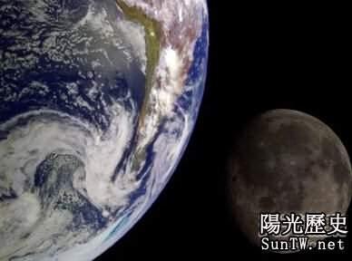 地球捕獲第二個「月亮」:繞行5000年