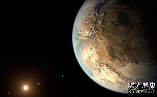 探尋地外生命:外星人不呼吸氧氣?