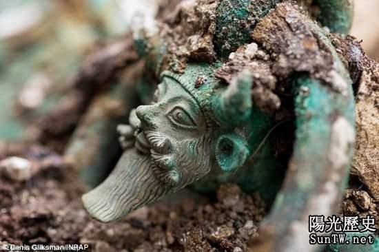 法國發現2500年前凱爾特人王子墓地