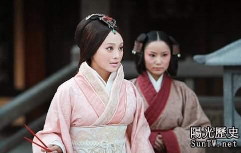 揭秘中國古代史上17位「紅顏禍水」