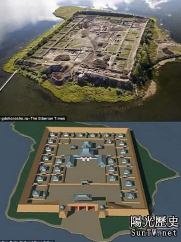 揭開世界十大古遺跡:中國獨佔兩處