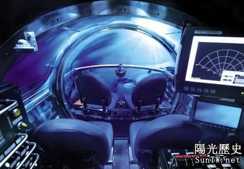 水下豪車問世1600萬英鎊體驗海底萬里