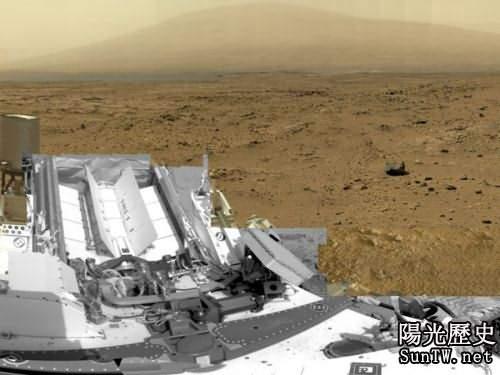 美國宇航局發佈13億萬像素的火星照片