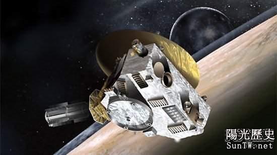 新視野號將飛越冥王星:進入未知世界