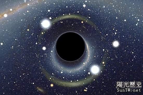 銀河系內或存數百個隱形「流浪黑洞」