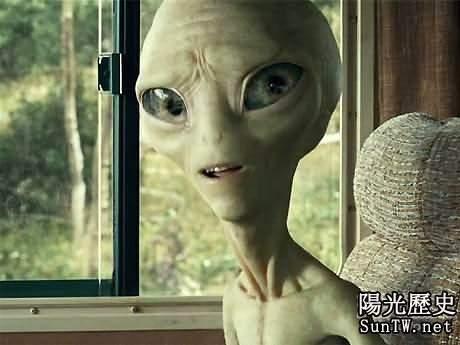 科學家:外星人其實和地球人是一樣的