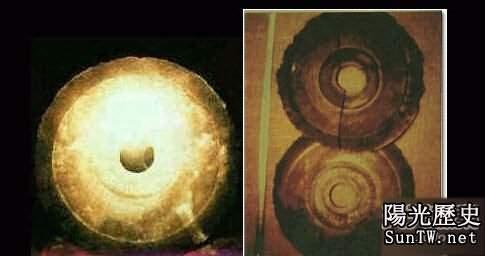 外星文明產物:中國朱洛巴石盤