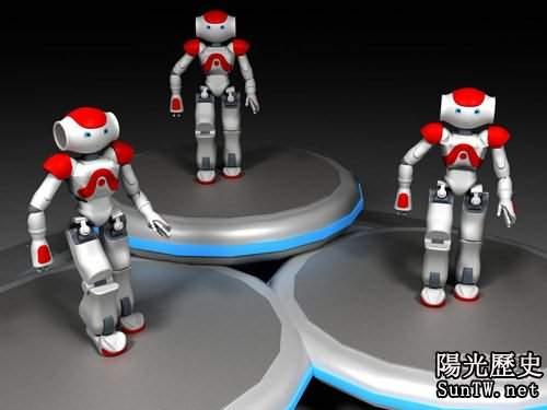 人類已實現的黑科技:機器人具有思維