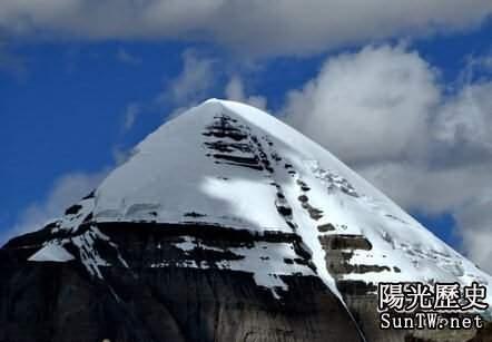 埃及金字塔與西藏金字塔背後驚人關係