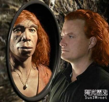 人類進化之謎