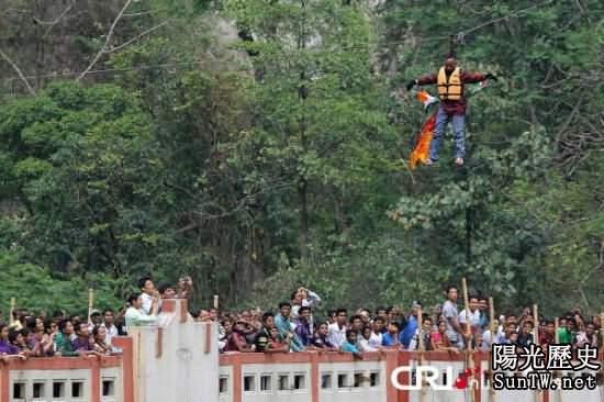 印度奇人懸發過鋼絲喪命 曾創世界紀錄