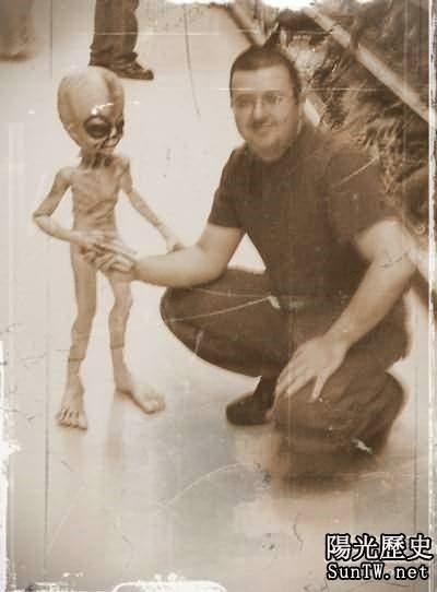 未來十大猜想:人類和外星人一起生活