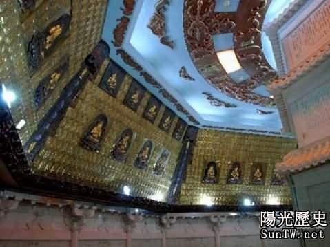 法門寺內景