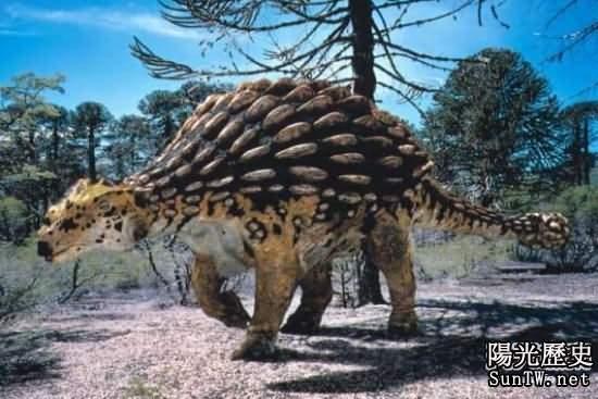 逝去的遠古巨獸 地球10大最霸氣恐龍