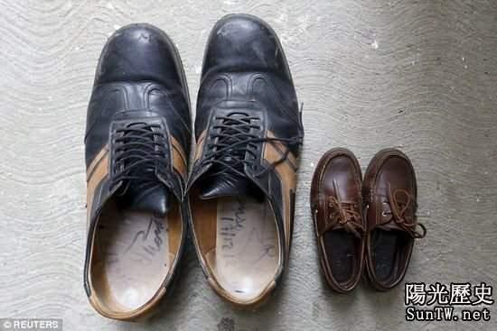 最新吉尼斯:20歲小伙擁有世界最大腳