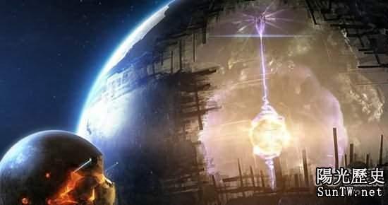 神秘宇宙能量突現 外星人正改造其太陽