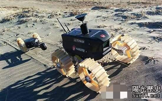 日本要上天了:日本將研發機器人用於航天