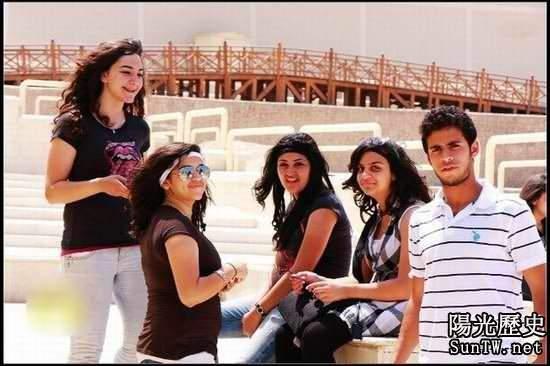 開放阿拉伯國家:一夫四妻 男人好快活
