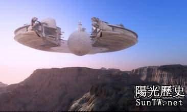 美軍事基地遭UFO事件:疑似美軍與外星人合作