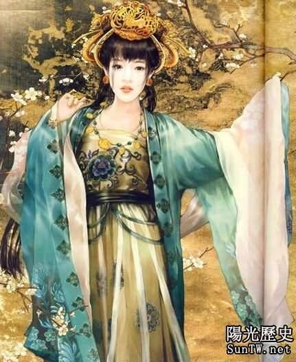 中國史上紅顏禍水 她一人禍害了全中國