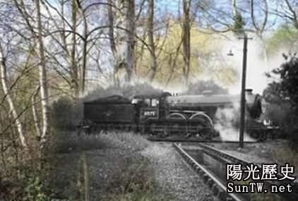 納粹黃金火車神秘消失 70年後再現波蘭