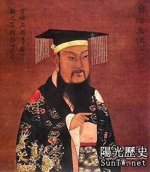 中國帝王之最:最好色的皇帝竟是他