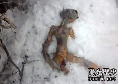絕密30具外星人屍體被美秘密保存